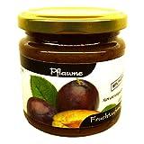 Xylit Fruchtaufstrich'Pflaume' ohne Zuckerzusatz, nur mit Xylit gesüßt, 80% Fruchtanteil (mehr als...