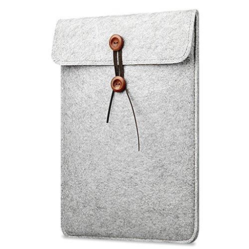 Super moderne Wear-resisting Filz Laptop-Hülle Laptop Fall Neopren Notebook-Tasche 11-15 Zoll Computer Fall Tablette Aktenkoffer Tragetasche Tasche Haut-Abdeckung