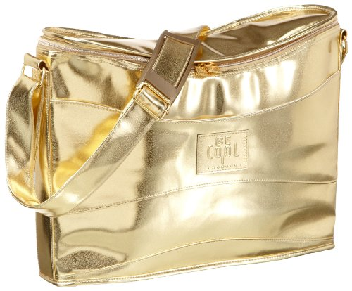 Alfi Be Cool Cool - Bolso (13 L), Color Dorado
