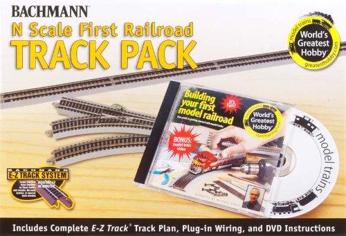 Bachmann World 's Greatest Hobby Track Pack