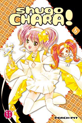 Shugo Chara ! Nouvelle édition Tome 5