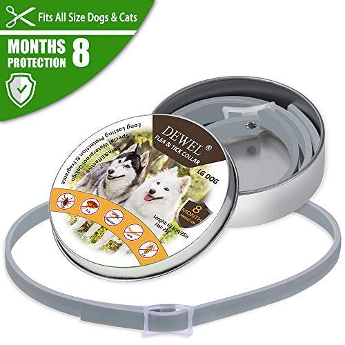 YOUJIADIAN Haustierhalsband/Katzenhalsband Hund und Hund Mückenschutz natürliches ätherisches Entwurmungsöl zusätzlich zu Haustieren
