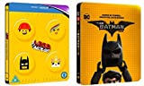 The Lego Movie AND The LEGO Batman Movie Steelbook UK Exclusive 3D+2D Limited Edition Steelbook Region Free