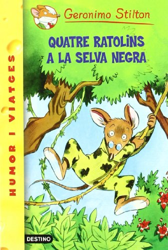 Quatre ratolins a la Selva Negra