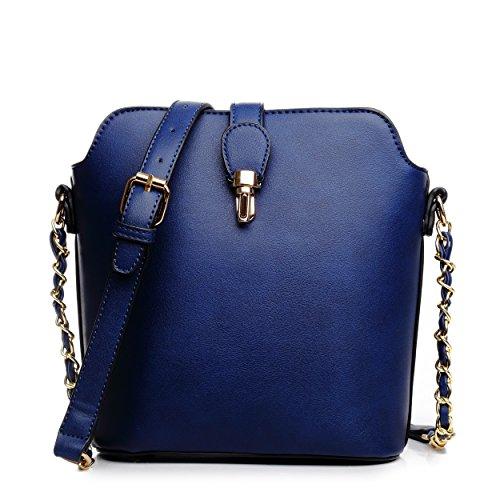 Miss Lulu - Hobo borse donna Blue