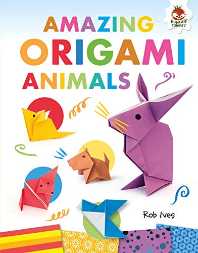 Amazing Origami Animals (English Edition)