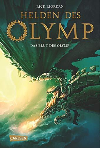 Helden des Olymp 5: Das Blut des Olymp (5)