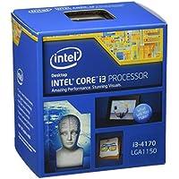 Intel BX80646I34170 - Procesador (Intel Core, 3.70 GHz, 3M Cache), color plata