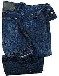 Hugo Boss - Jeans - Droit - Homme Blautöne, 407 DarkBlue