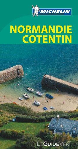 Le Guide Vert Normandie Cotentin Michelin par Collectif Michelin