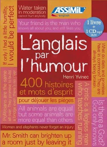 L'anglais par l'humour (1CD audio MP3) par Henri Yvinec