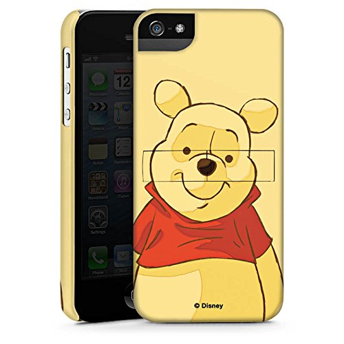 Apple iPhone X Silikon Hülle Case Schutzhülle Disney Winnie Puuh Merchandise Fanartikel Premium Case StandUp