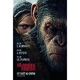 Planète des singes (La) : la trilogie - Coffret 3 BluRay