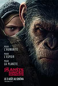 Planète des singes (La) : Suprématie - 4K-Ultra HD + Bluray - DHD [Blu-ray]