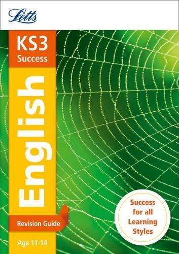 KS3 English Revision Guide (Letts KS3 Revision Success) (English Edition)