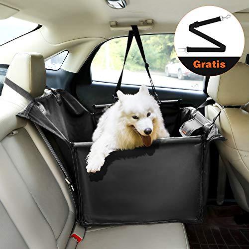 Kohree Hunde Autositz, für kleine bis mittlere Hunde +… | 00615150250924