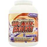 Ironmaxx 100 % Whey Isolate, Neutral, 1er Pack (1 x 2kg)