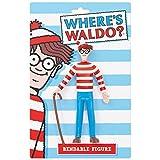 NJ Croce Wo ist Waldo? Bendable Figur Spielzeug Abbildung