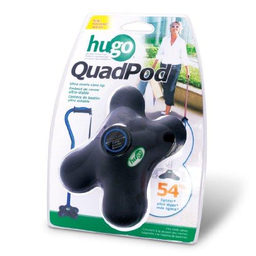 hugo-quad-pod-ultra-stabile-canna-punta