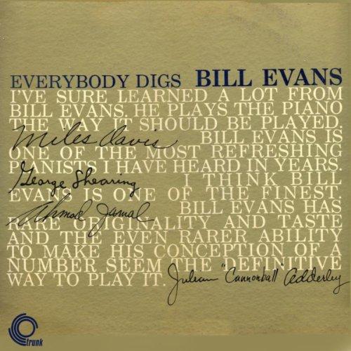 Everybody Digs Bill Evans (Rem...