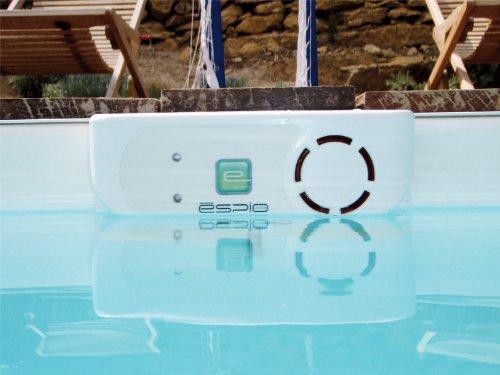 "Pool-Alarm ""Sensor espio"" Test"
