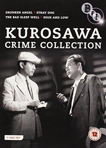Kurosawa: Crime Collection [DVD] [UK Import]