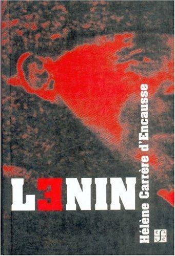 Lenin por Helene Carrere D'Encausse