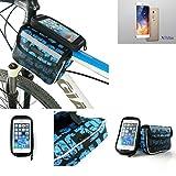 Fahrrad Rahmentasche für TP-LINK Neffos X1 Max,