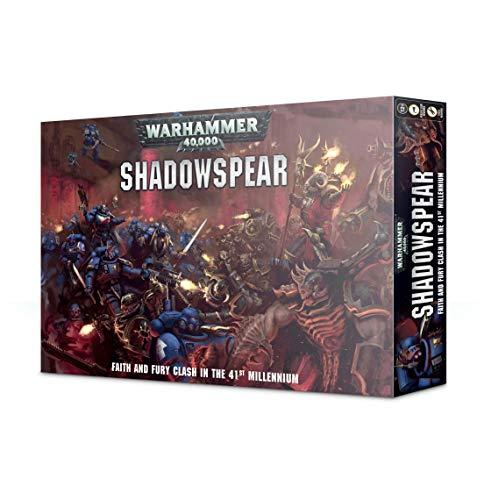 Games Workshop Warhammer 40.000 Shadowspear (Deutsch) Schattenspeer Primaris Space Marines Chaos
