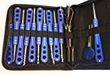 """Best Walker Lock Cylinders - 14 piece Champion Pick Set with FREE """"How Review"""