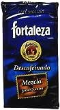 Café Fortaleza Café Molido Descafeinado Mezcla - 250 gr - [pack de 8]