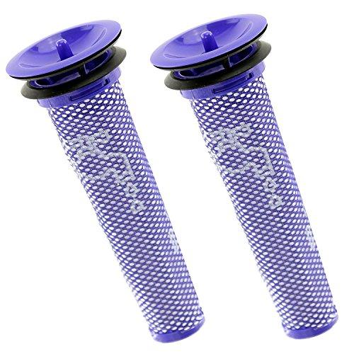 YTT Animal Staubsauger für Dyson DC58DC59dc61DC62V6V8waschbar Pre Motor Stick Filter (Pack von 2)