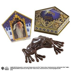 The Noble Collection Rana de chocolate Prop Replica 11