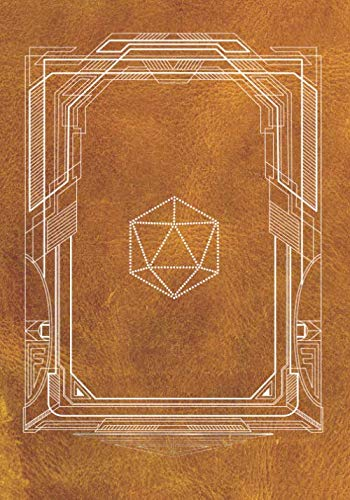 RPG Journal For Dungeon Master And Role Playing Games, MIXED PAPER |...