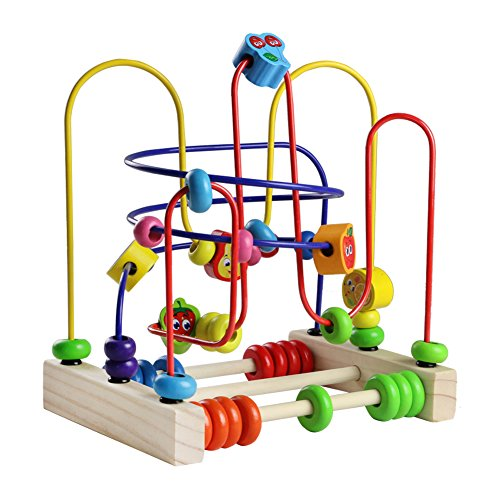 fajiabao-giocattoli-rotolamento-bead-maze-di-legno-prima-infanzia-frutta-giochi-educativi-matematica