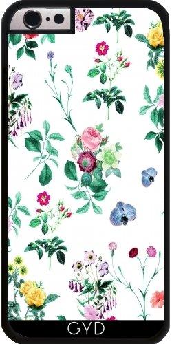 Coque pour Iphone 5c - Fleurs Vintages by les caprices de filles Plastique Rigide