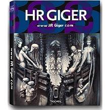 WWW HR Giger Com (Taschen 25th Anniversary Series)