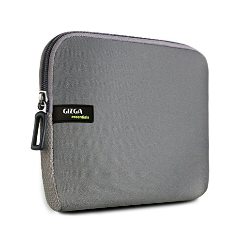 Gizga Essentials Premium 6-Inch Sleeve for Amazon Kindle Paperwhite, Kindle E-Reader, Kindle Voyage & Kindle Oasis (Gray)  available at amazon for Rs.399