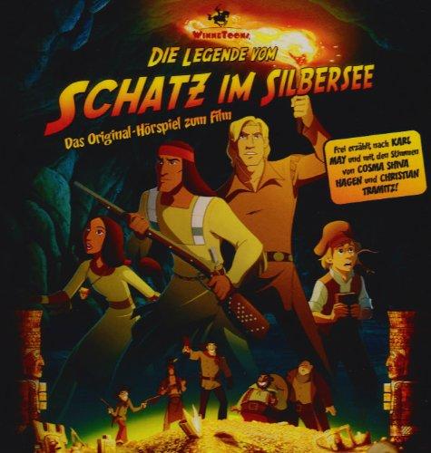 Preisvergleich Produktbild Winnetoons, Die Legende vom Schatz im Silbersee, 1 Audio-CD