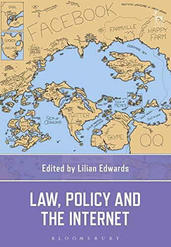 Preisvergleich Produktbild Law,  Policy and the Internet