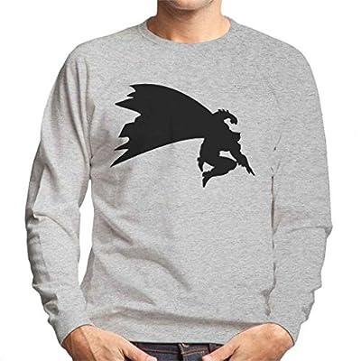 The Dark Knight Returns Batman Silhouette Men's Sweatshirt