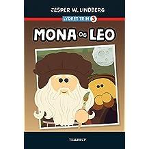 Lydret (trin 3): Mona og Leo (Danish Edition)