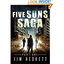 Five Suns Saga Part I (Post-Apocalyptic Espionage Trilogy Book 1)