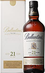 Ballantines 21 Year Old Blended Scotch Whisky, 70 cl by Ballentines