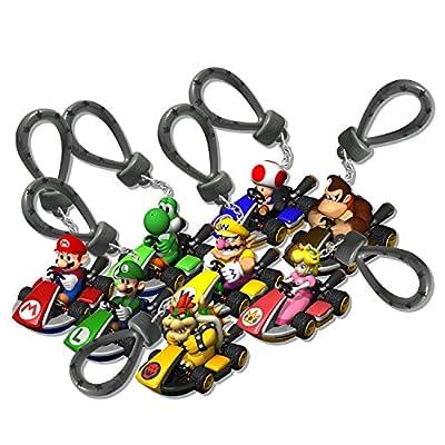 Paladone - Porte Clé Mario Kart Backpack Buddies - Sachet aléatoire - 5055964703530