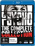 Psycho (Complete Collection) - 8-Disc Box Set ( Psycho (1960) / Psycho II / Psycho III / Psycho IV / Psycho (1998) / Bates Motel (1987) / Th [ Origine Australiano, Nessuna Lingua Italiana ] (Blu-Ray)