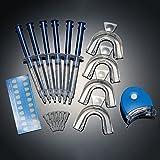 G-smart Blanqueamiento de dientes Kit. Pro Home diente dental White Care 6x gel blanqueador kit blanqueador de la luz avanzada
