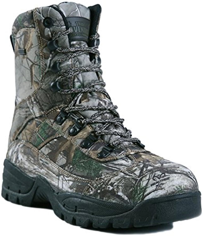 Zapatos De Senderismo para Hombre Impermeables Ligeros De Tacón Alto Explorer Sneakers Zapatos De Camuflaje para...