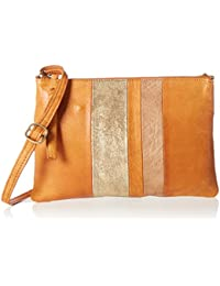Pieces Pcshantay Leather Cross Body, Sac porté épaule