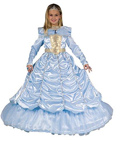 Ciao costume per bambini, azzurro, 10-12 anni 10175.10-12